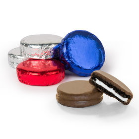 Patriotic Chocolate Covered Oreos (24 Pack)