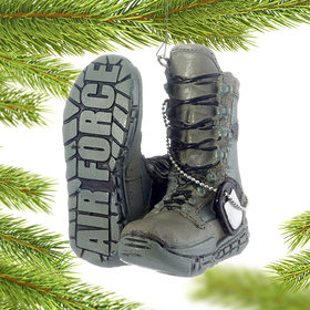 Military Boots (Air Force) Ornament
