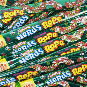 Holiday Nerds Rope 24ct Box