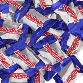 Baby Ruth Minis by Nestle