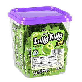 Green Sour Apple Laffy Taffy