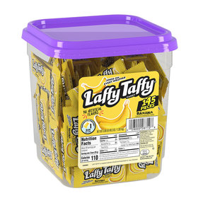 Yellow Banana Laffy Taffy