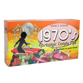 1970s Decade Box - Assorted Candy