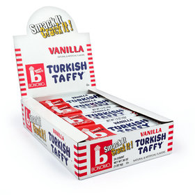 Old Fashioned Bonomo Turkish Vanilla Taffy