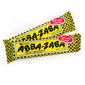 Nostalgic Annabelle's Abba-Zaba Taffy Peanut Better Center