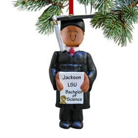 Graduate Male Ornament