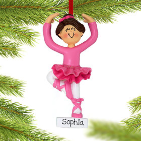Ballet Dancer Ornament