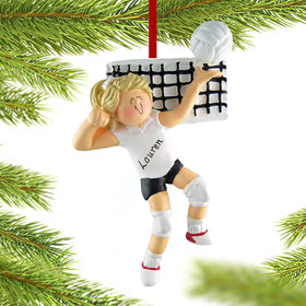 Volleyball Female Ornament