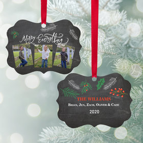 Merry Everything Christmas Ornament