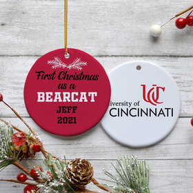 Personalized First Christmas As Ornament