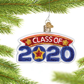 Class Of 2020 Ornament