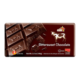 Elite Parve Chocolate Bar (3.5oz) 12 Count