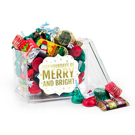 Merry & Bright Christmas Gift Box