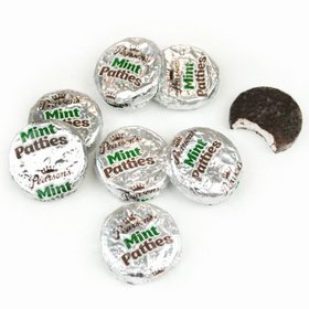 Pearson's Mint Patties 64 oz Jar