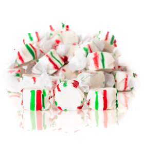 Peppermint Holiday Taffy