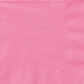 Pink Luncheon Napkins (20 Count)