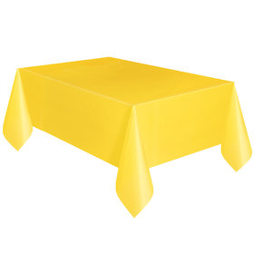 Yellow Table Cover (Each)