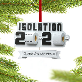 Isolation 2020 Ornament
