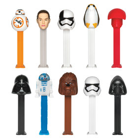 Star Wars PEZ Candy Packs (6 Count)