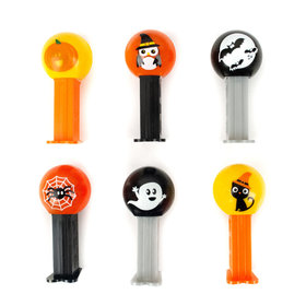 Halloween PEZ Candy Mini Packs (12 Count)