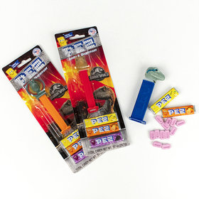 Jurassic World PEZ Candy Packs (6 Count)