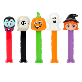 Halloween PEZ Candy Packs (6 Count)