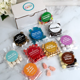 Care Package Candy Gift Box