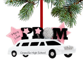 Prom Limo Ornament
