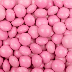 Just Candy Gourmet Chocolate Hot Pink Mints