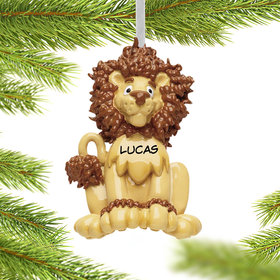 Lion Ornament