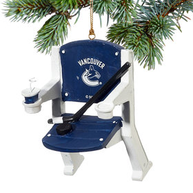 Vancouver Canucks Stadium Seat Ornament