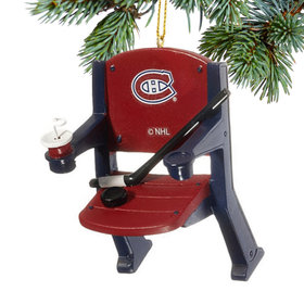 Montreal Canadiens Stadium Seat Ornament