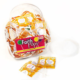 Faith Pops - Scripture Candy