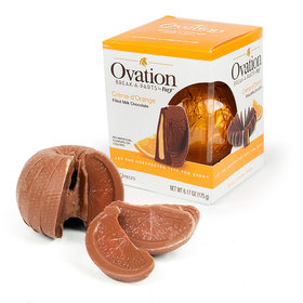 Ovation Milk Chocolate Crme d'Orange Break-A-Part