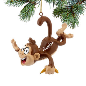 Monkey Business Ornament