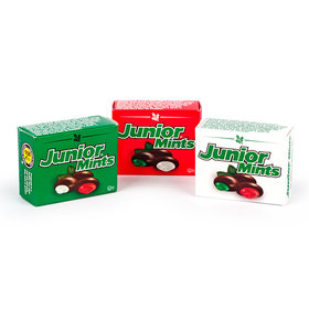Holiday Junior Mints