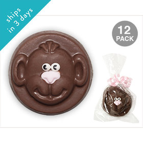 Monkey Chocolate Covered OREO Cookies (12 Pack)