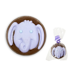 Elephant Chocolate Covered OREO Cookies (12 Pack)