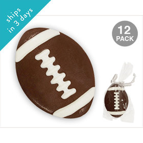 Football Milk Chocolate Covered OREO Cookies (12 Pack)