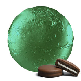 Belgian Chocolate Covered Oreo Cookies Dark Green (24 Pack)