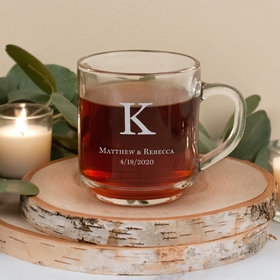 Personalized Wedding 10oz Handy Mug