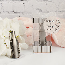 Personalized Wedding Bar Tool Bottle Opener