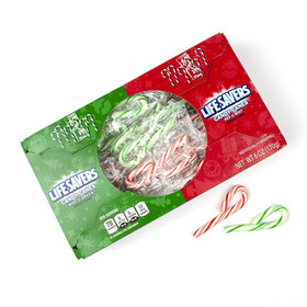 Lifesavers Mini Candy Canes