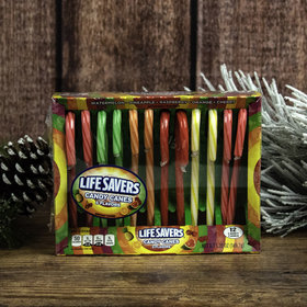 Lifesavers 5 Flavors Candy Canes